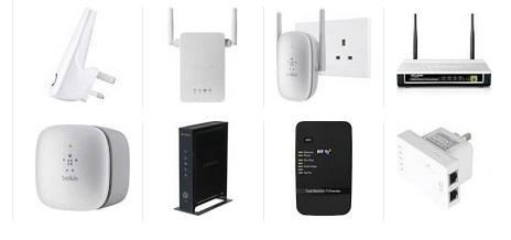 Wifi-Extenders