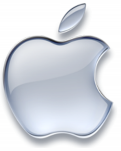 silver-apple-logo
