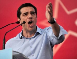 alexis tsipras red