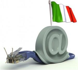 Italian slow broadband