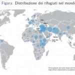 Distribuzione dei rifugiati nel Mondo - Fasani