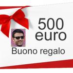 Buono Regalo 500E
